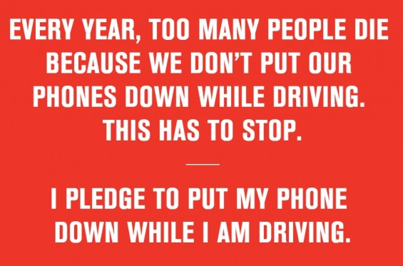 #RedThumb Movement with Nissan Designed to Eliminate Texting & Driving