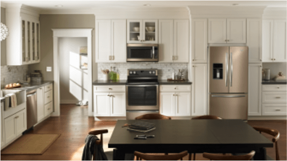 Sunset Bronze Kitchen Suite from Whirlpool®