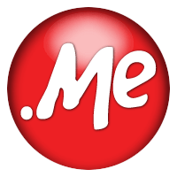 domain .ME logo