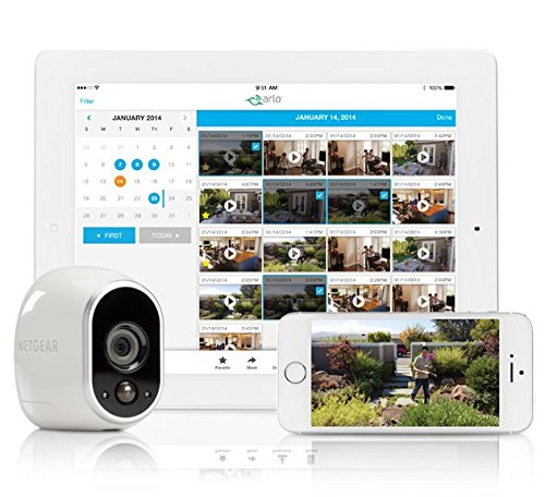 Netgear's Arlo Smart Home Security Cameras App and Rules