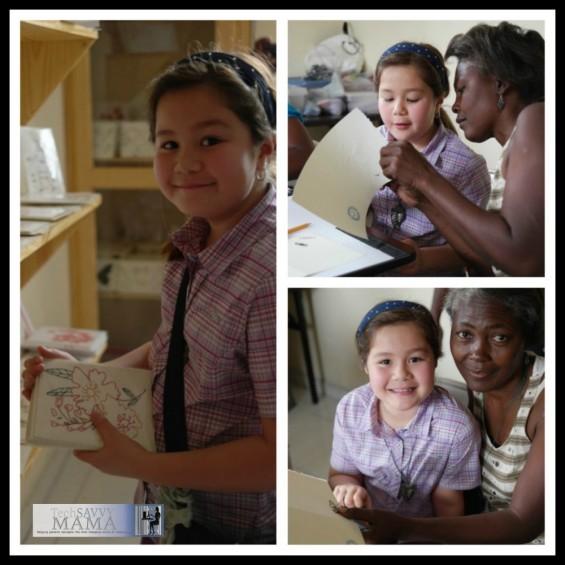 OFDALAF Card Making Workshop Haiti