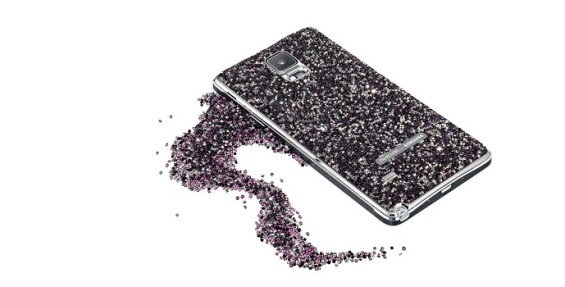Swarovski Crystal Battery Cover