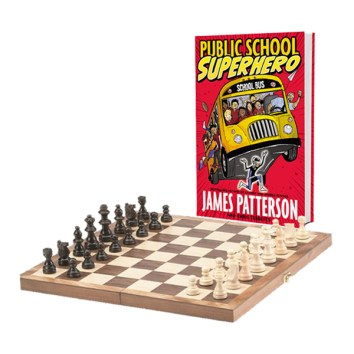 Public School Superhero Prize Pack