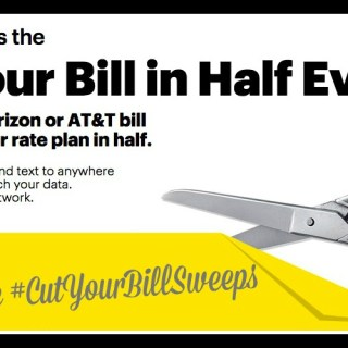 Cut Your Wireless Bill & Show Sprint How You'd Spend Your Savings in the #CutYourBillSweeps