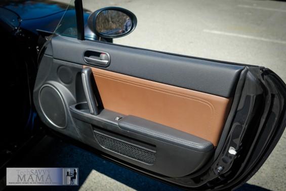 Mazda MX-5 Miata Grand Touring Edition Doors