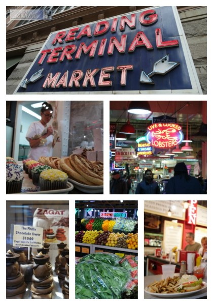 Reading Terminal Market on Findery by Leticia Barr- TechSavvyMama