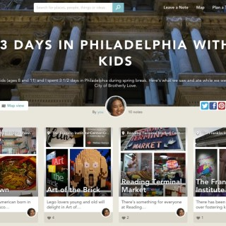 3 Days in Philadelphia with Kids - Leticia Barr's tips on Findery