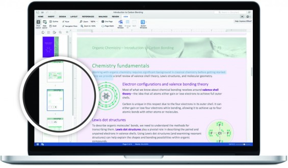 Word Navigation Pane- A new feature on Office 2016 for Mac