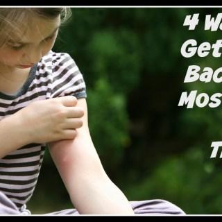 4 Ways to Get Rid of Backyard Mosquitos and Ticks