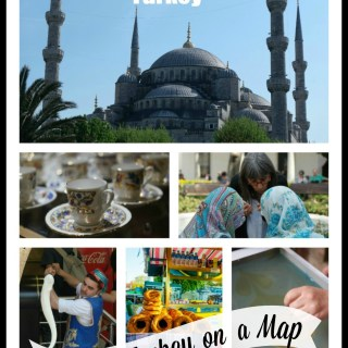 Virtual Field Trip Friday: Locating Turkey on a Map #WidenYourWorld