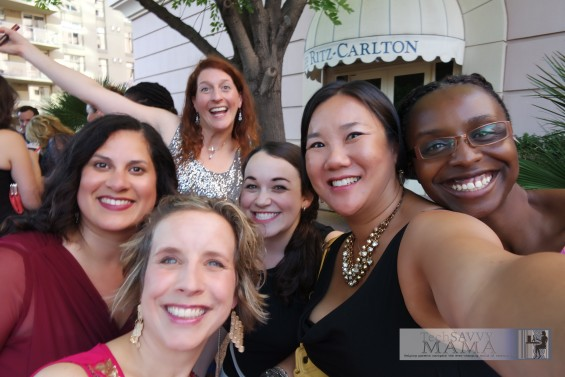 11 Tips for Taking the Best Selfies: Take Group Shots and Enjoy the Moment. More tips on TechSavvyMama.com