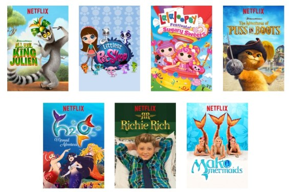 New releases to watch on Netflix. More content suggestions on TechSavvyMama.com