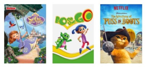 Go on a Summer Adventure with Netflix. Movies for the youngest ages on TechSavvyMama.com