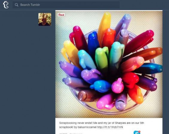 Tumblr Instagram Privacy Issues