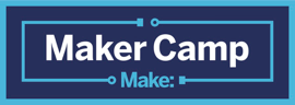Maker Camp Provides Free Virtual Camp and Hands-On Learning for Ages 7-17. Details on TechSavvyMama.com