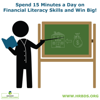 Why Your Class Should Participate in the H&R Block Budget Challenge