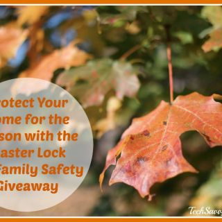 Master Lock Fall Family Safety Giveaway #LSSS