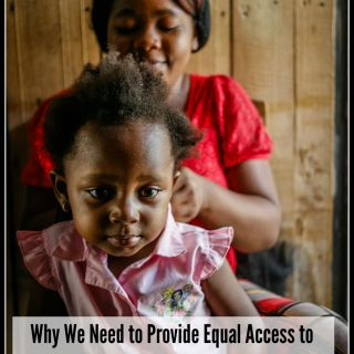 Why We Need to Provide Equal Access to Education for Kids Around the World and Why You Need to Know About the United Nations #GlobalGoals