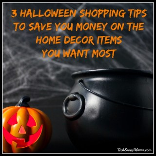 3 Halloween Shopping Tips to Save Money on Home Decor Items