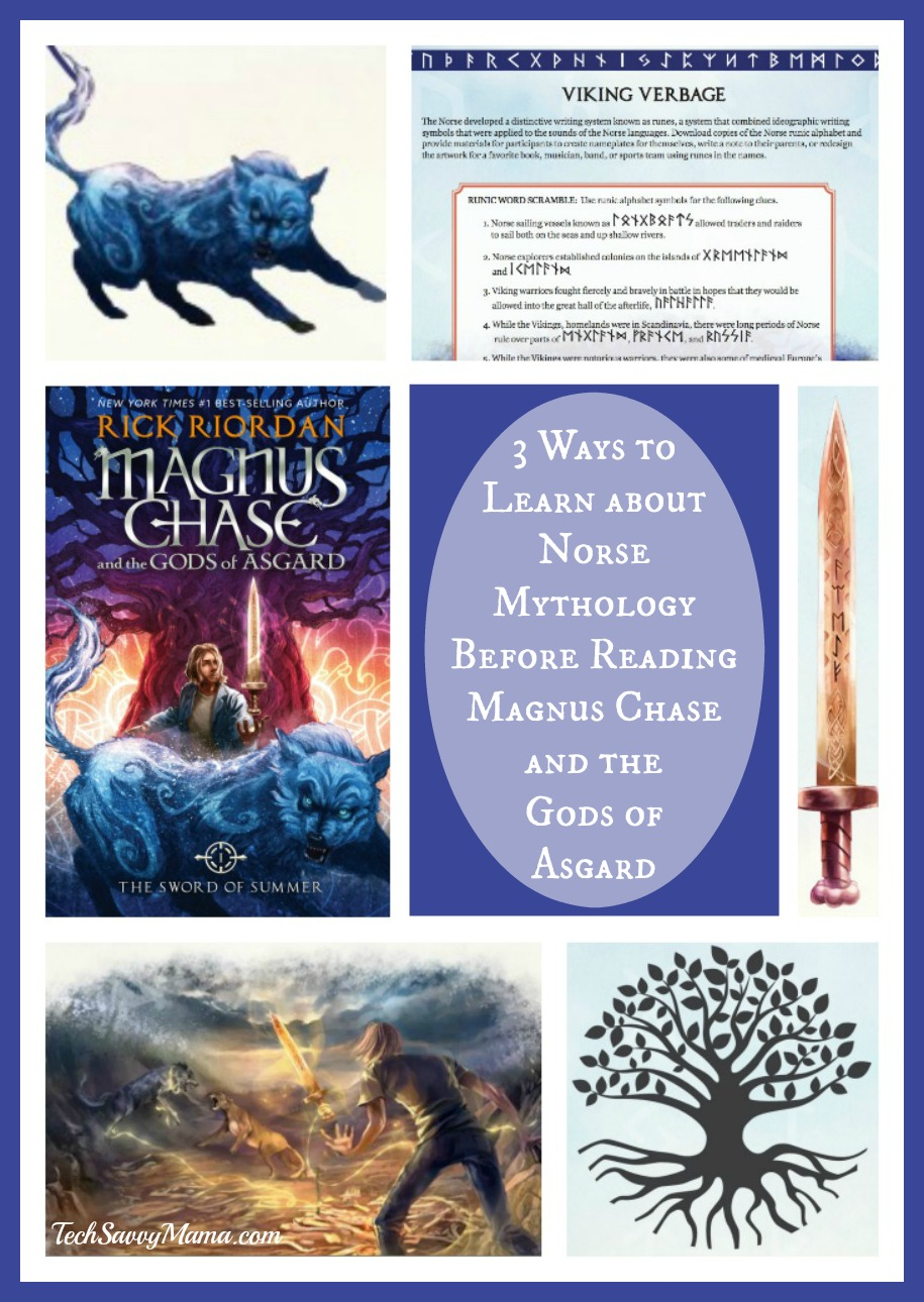 3 Ways To Learn About Norse Mythology Before Reading Magnus Chase