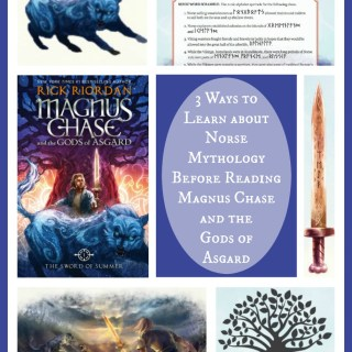 3 Ways to Learn About Norse Mythology Before Reading Magnus Chase and the Gods of Asgard