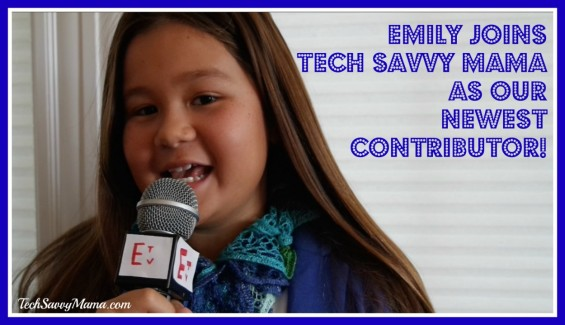 Emily Joins Tech Savvy Mama as a Contributor