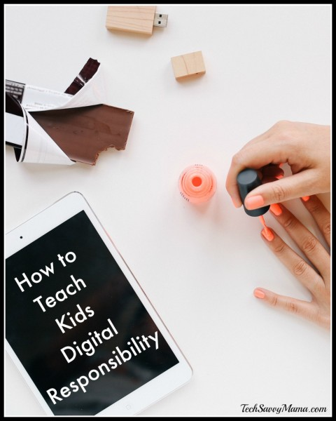 How to Teach Kids Digital Responsibility