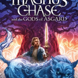 Magnus Chase and the Gods of Asgard Cover