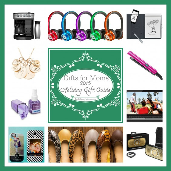 2015 Gift Guide: Best Gifts for Moms on TechSavvyMama.com