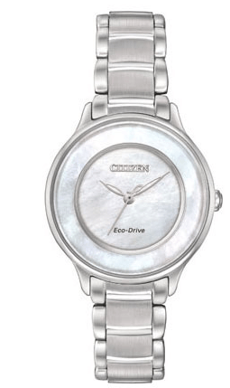 Citizen Circle of Time with Eco-Drive featured on TechSavvyMama.com's 2015 Best Gifts for Moms