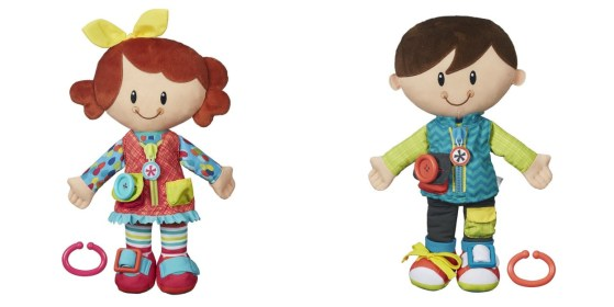 Dressy Kids Dressy Bessy or Dapper Dan featured on TechSavvyMama.com's Best Gifts for Toddlers 2015