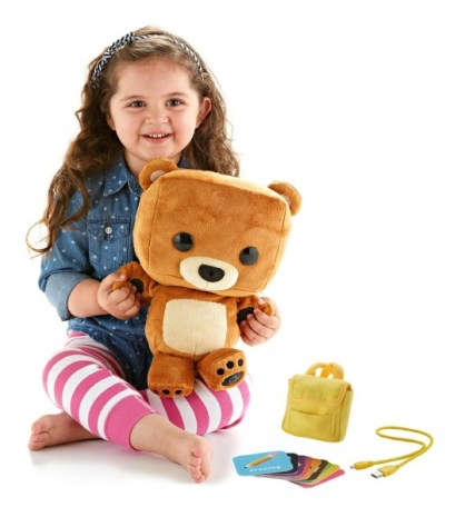 Fisher Price Smart Toy featured on TechSavvyMama.com's Best Gifts for Toddlers 2015