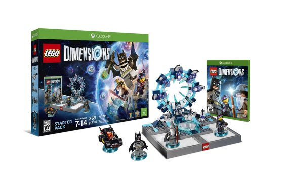 LEGO Dimensions featured on TechSavvyMama.com's 2015 Best Gifts