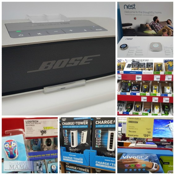 Sam's Club 2015 Gifts for Gadget Lovers on TechSavvyMama.com