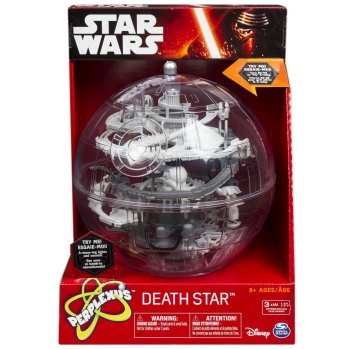 Death Star Perplexus featured in TechSavvyMama.com's Valentine's Day Gift Guide