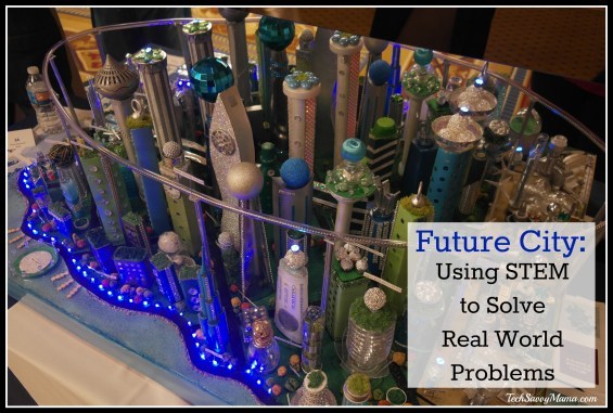 Future City Competition Encourages Middle Schoolers to Use STEM to Solve Real World Problems