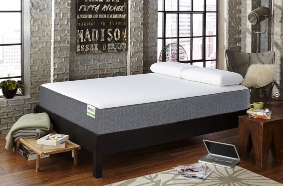 How to Redesign Your Bedroom to Create a Sleep Sanctuary: Get a new mattress and other tips on TechSavvyMama.com