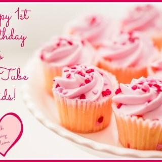 Happy 1st Birthday #YouTubeKids!