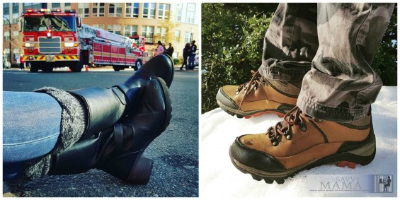 Khombu Boots featured in TechSavvyMama.com's Valentine's Day Gift Guide