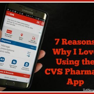 7 Reasons Why I Love Using the CVS Pharmacy App