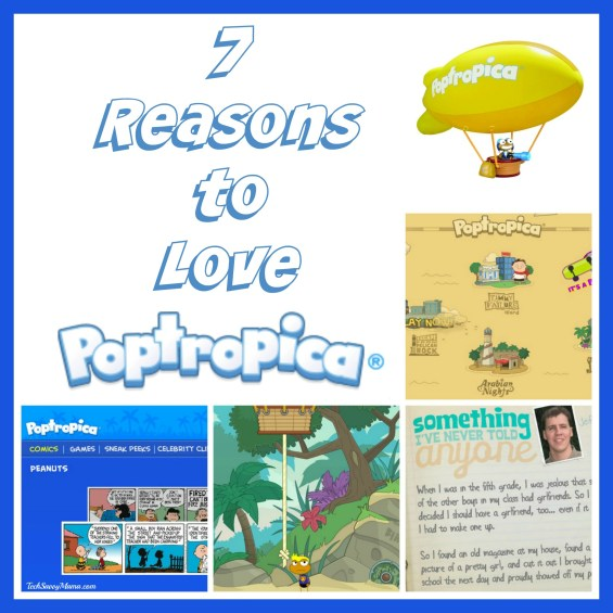 7 Reasons to Love Poptropica on TechSavvyMama.com