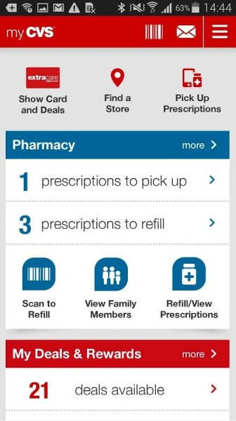 6 Reasons Why I Love Using the CVS Pharmacy App: Easy to manage family prescriptions #MyCVSApp. More details on TechSavvyMama.com