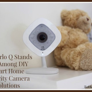 Why Netgear's Arlo Q Stands Out Among DIY Smart Home Security Camera Solutions