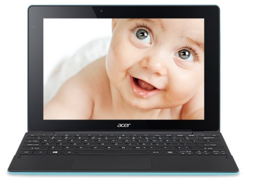 8 Reasons Why the Acer's Aspire Switch 10 E Makes a Great First Computer for Kids. Info and giveaway on TechSavvyMama.com