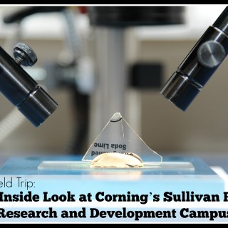 Virtual Field Trip: An Inside Look at Corning's Sullivan Park Research & Development Campus #LearningThroughGorillaGlass