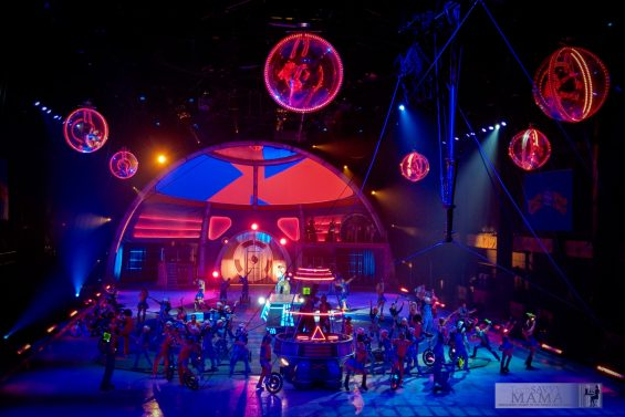 4 Things I Learned When I Ran Away and Joined Ringling Bros.for Out of This World on TechSavvyMama.com