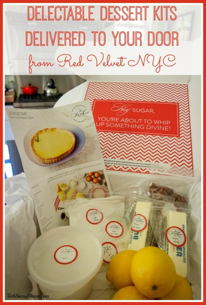 Red Velvet NYC Delivers Delectable Dessert Kits to Your Door for Homemade Treats