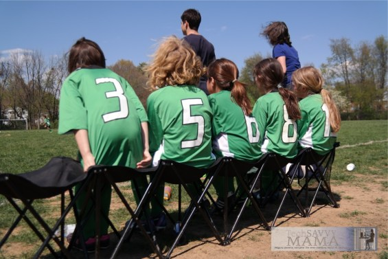 Why I Will Always Encourage My Daughter to Keep Playing Sports #LikeAGirl on TechSavvyMama.com