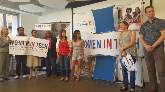 Female Teams Compete in #WITDemoDay to Share Solutions to Inspire Girls to Code — TechSavvyMama.com