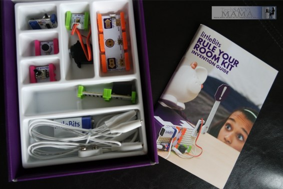 littleBits Rule Your Room Kit Inspires Kids to Create Touch-Activated Inventions to Secure Their Stuff. Learn how on TechSavvyMama.com